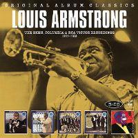 Cover Louis Armstrong - Original Album Classics [2014]